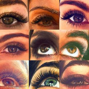 Classic and Single Eyelash Extensions